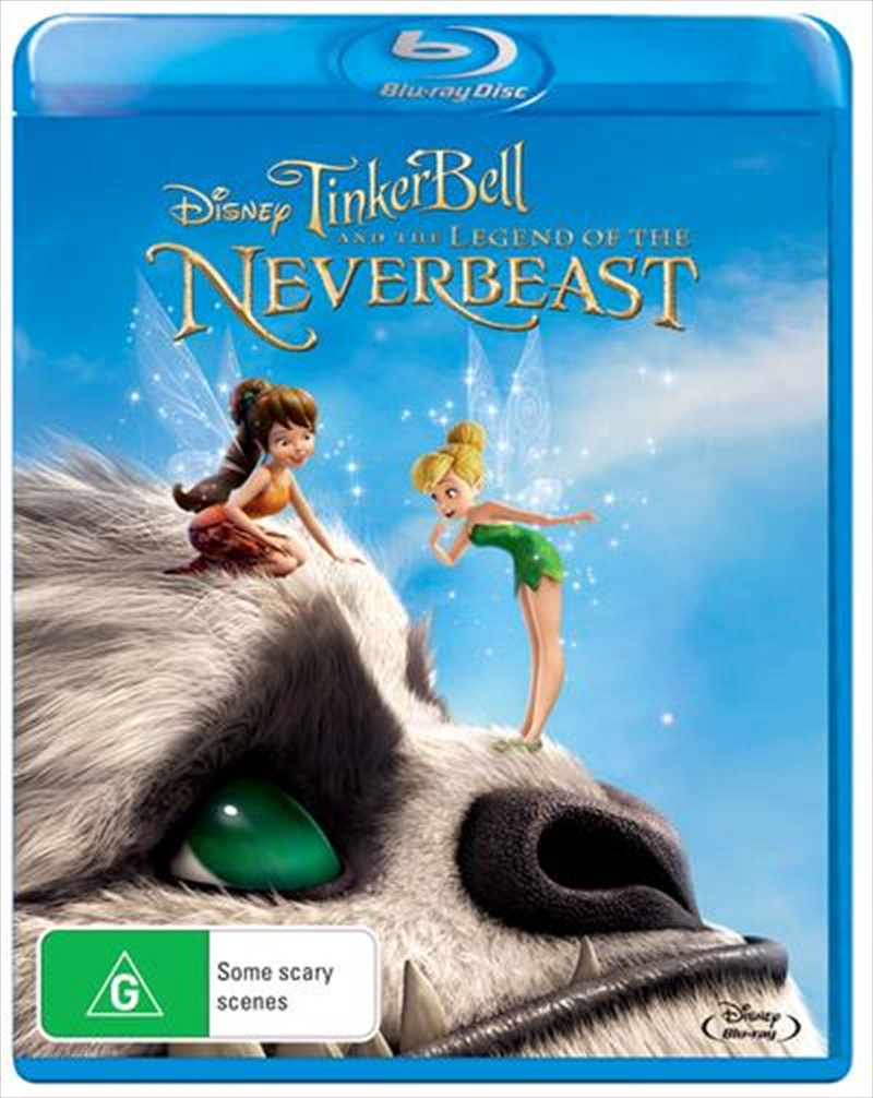Tinker Bell: Legend Of The NeverBeast | Blu-ray
