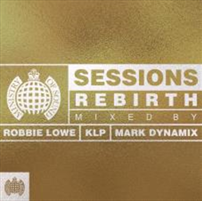Sessions - Rebirth | CD