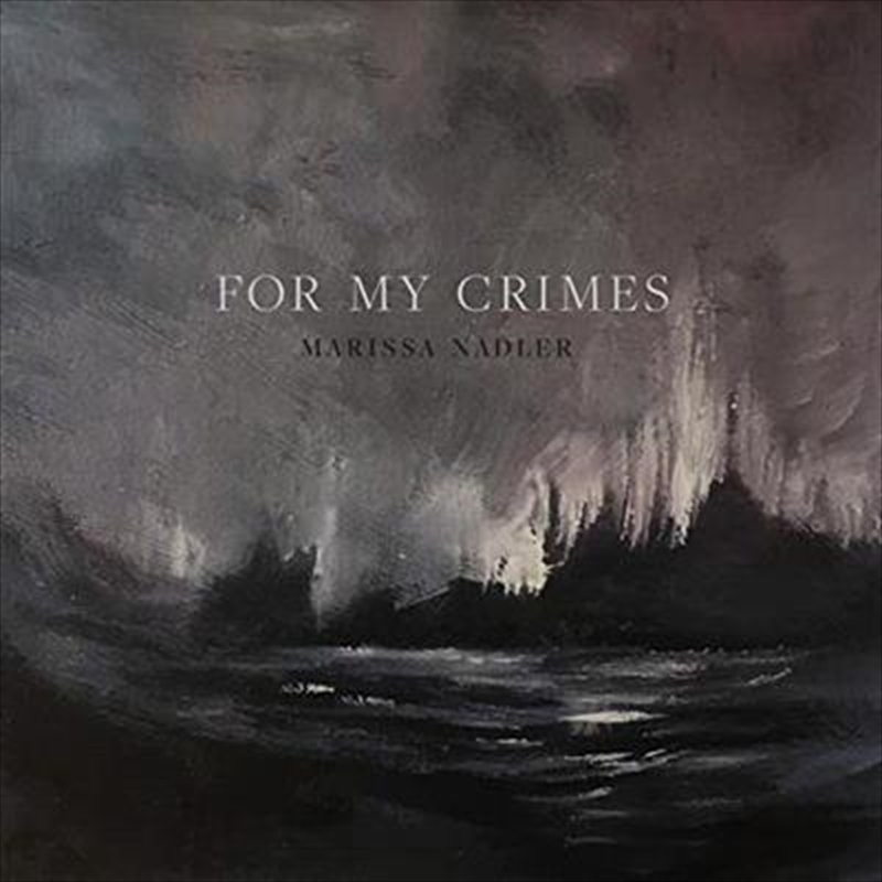 For My Crimes | CD