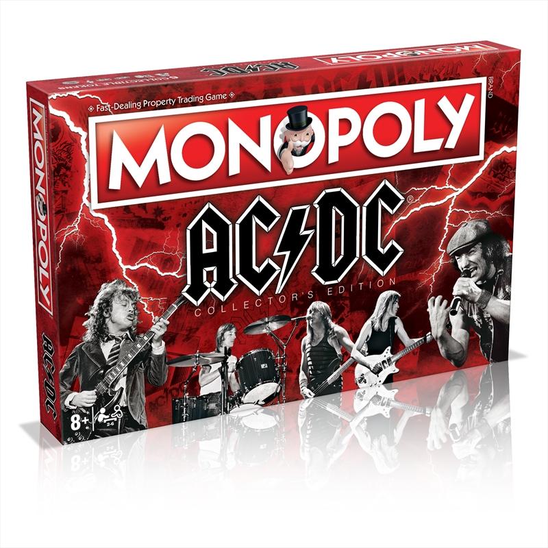 Monopoly - AC/DC | Merchandise