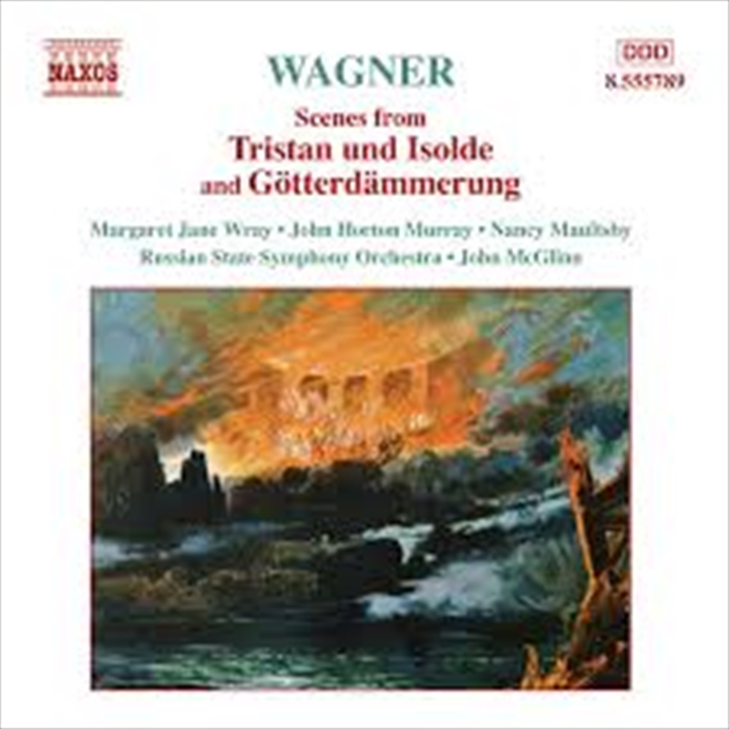 Tristan And Isolde | CD