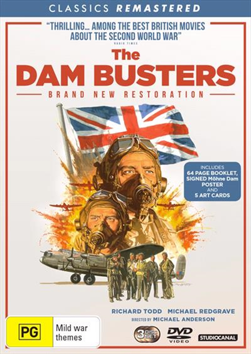 Dam Busters - Special Edition, The | DVD