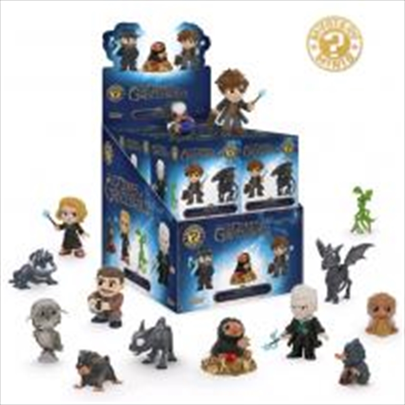 Fantastic Beasts 2 - Mystery Minis Blind Box | Merchandise