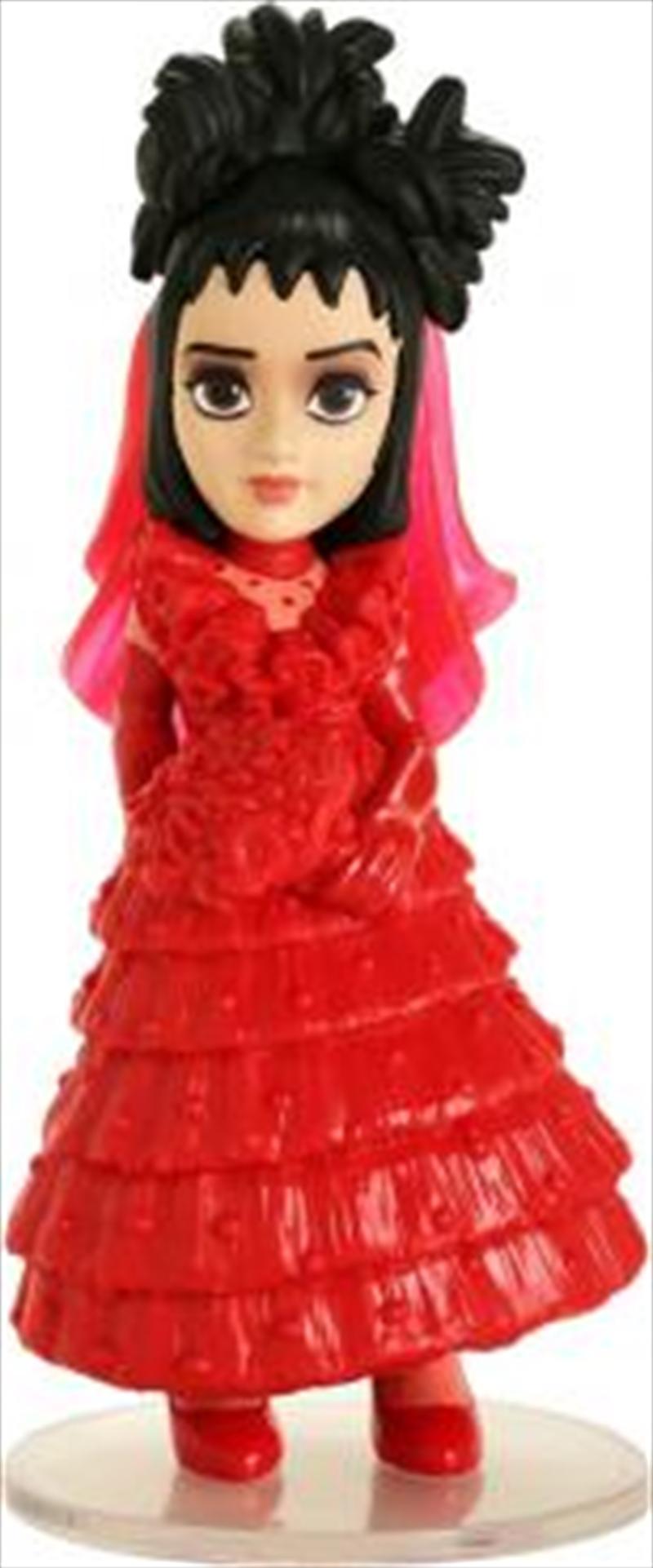 Beetlejuice - Lydia Deetz (Red Wedding Dress) Rock Candy | Merchandise