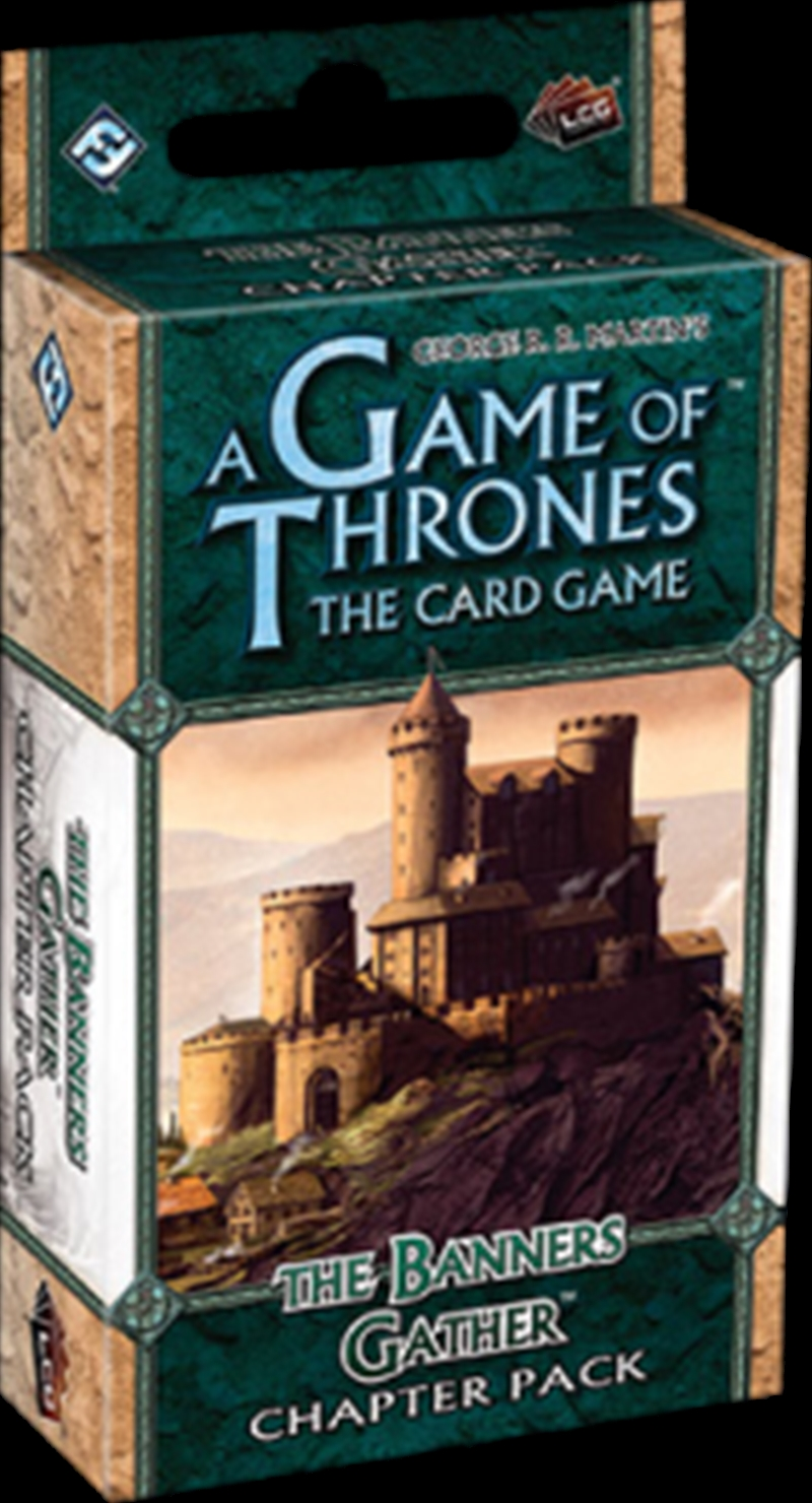 Game of Thrones - LCG The Banners Gather Chapter Pack Expansion | Merchandise