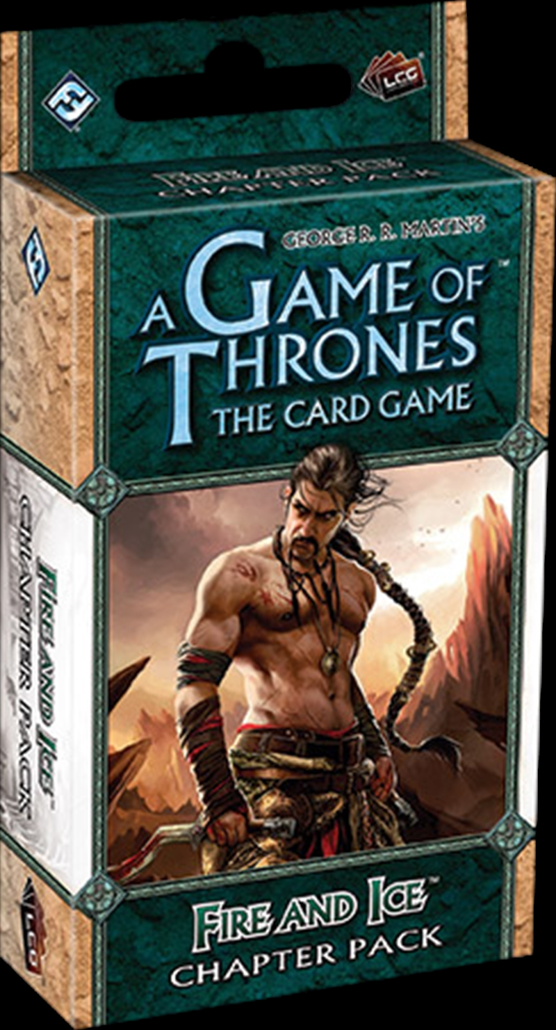 Game of Thrones - LCG Fire and Ice Chapter Pack Expansion | Merchandise