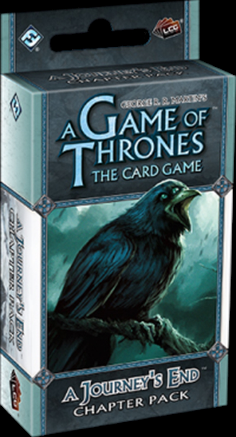 Game of Thrones - LCG A Journey's End Chapter Pack Expansion | Merchandise