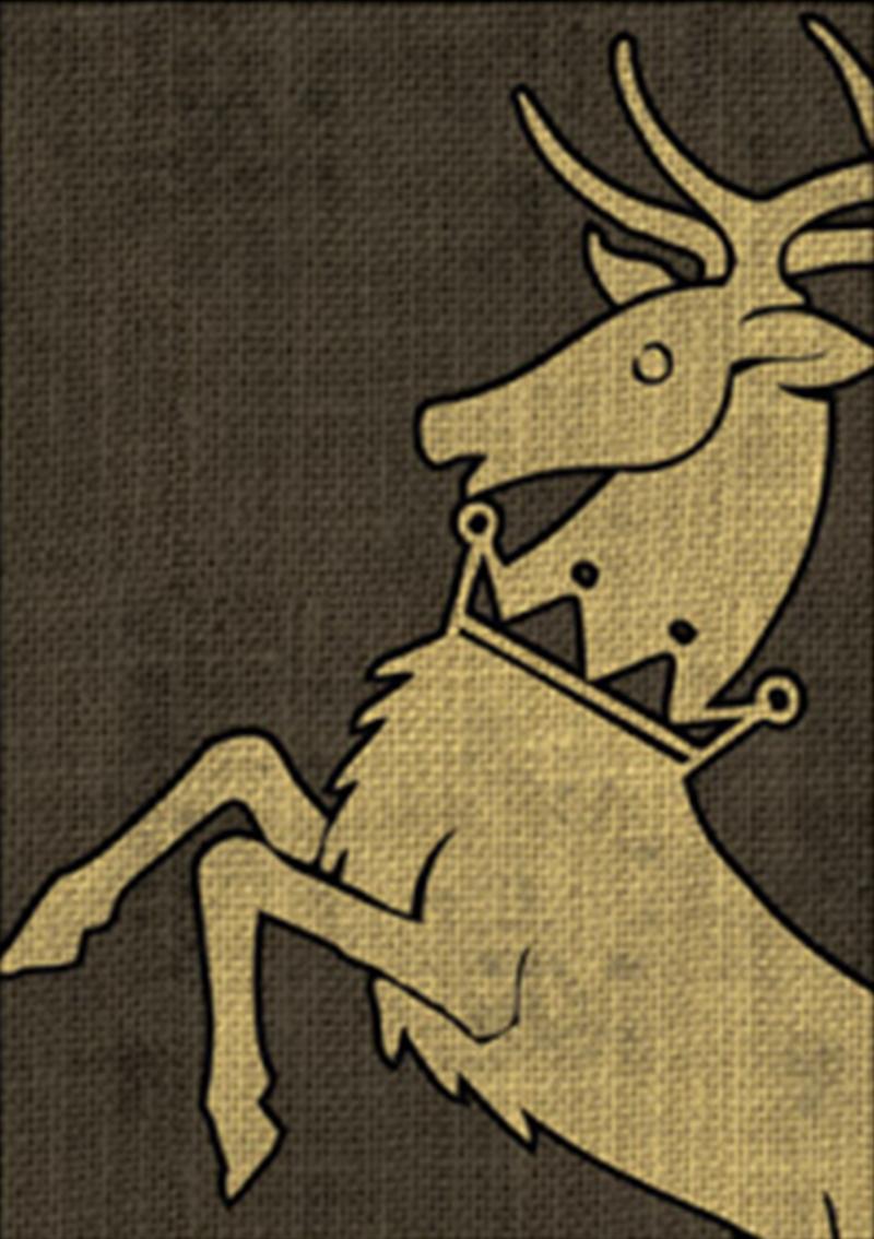 Game of Thrones - Card Sleeve Baratheon | Merchandise