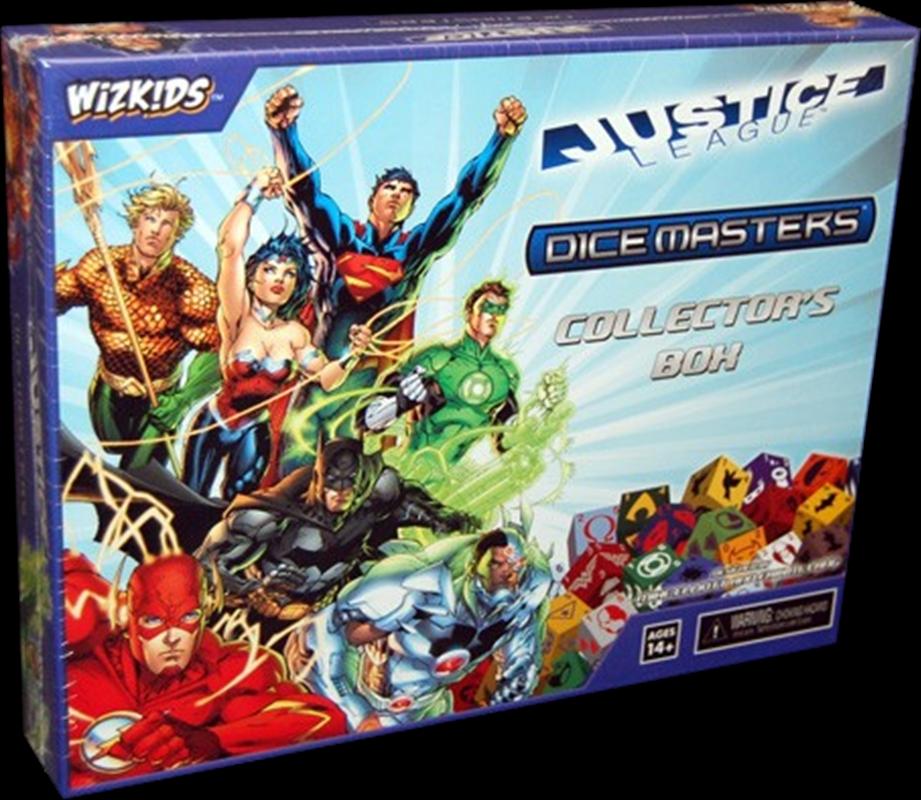 Justice League Collectors Box | Merchandise