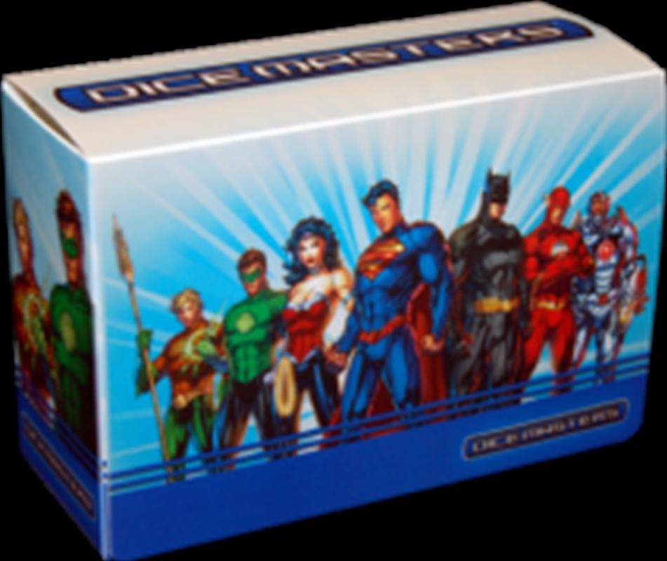 Dice Masters - DC Comics Justice League Team Box | Merchandise