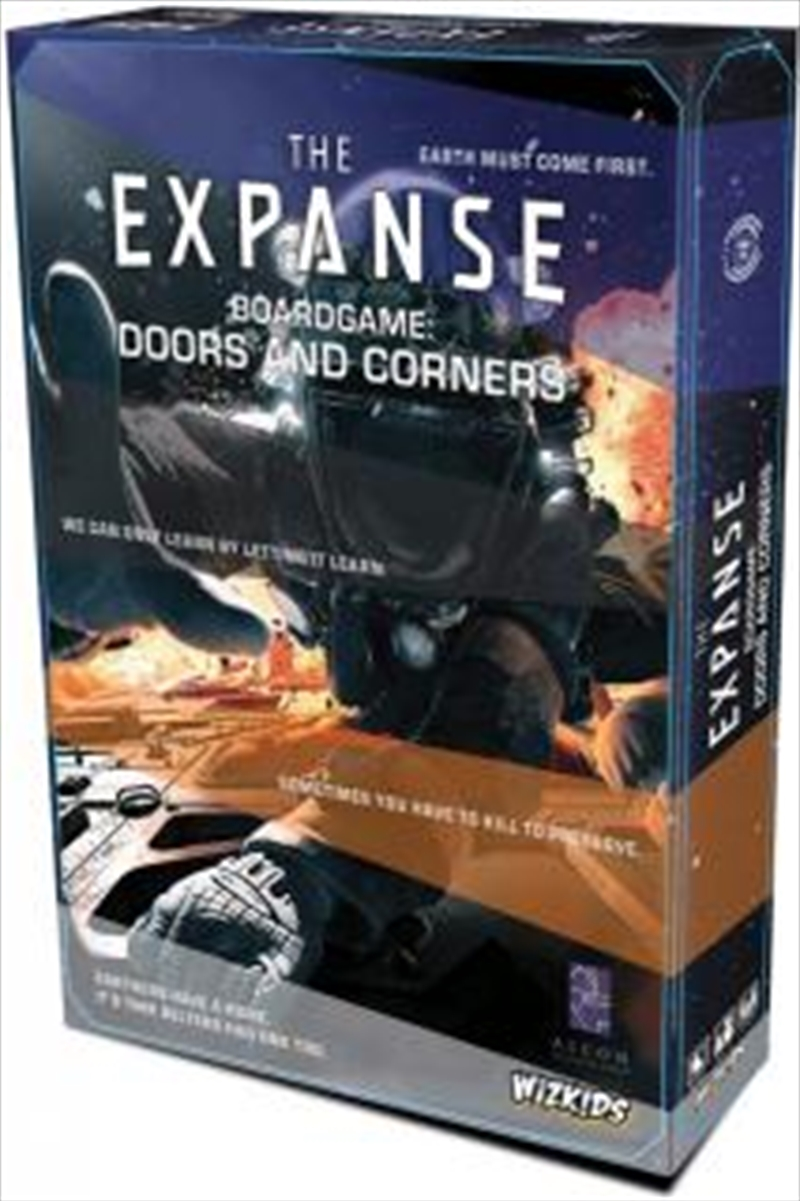 The Expanse - Doors & Corners Board Game Expansion | Merchandise