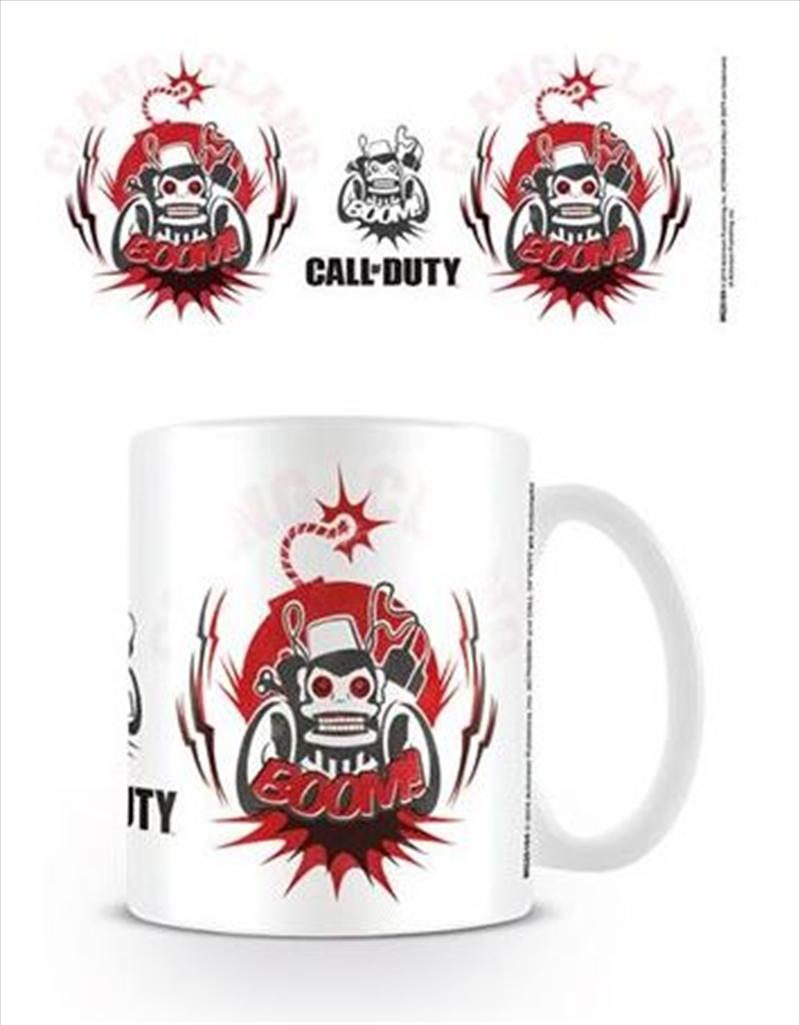 Call Of Duty Monkey Bomb Mug | Merchandise
