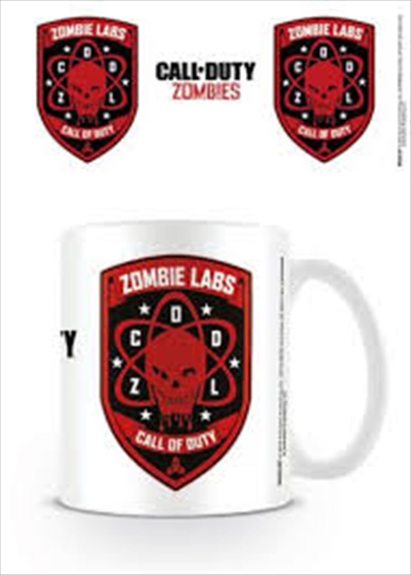 Call of Duty - Zombie Labs | Merchandise