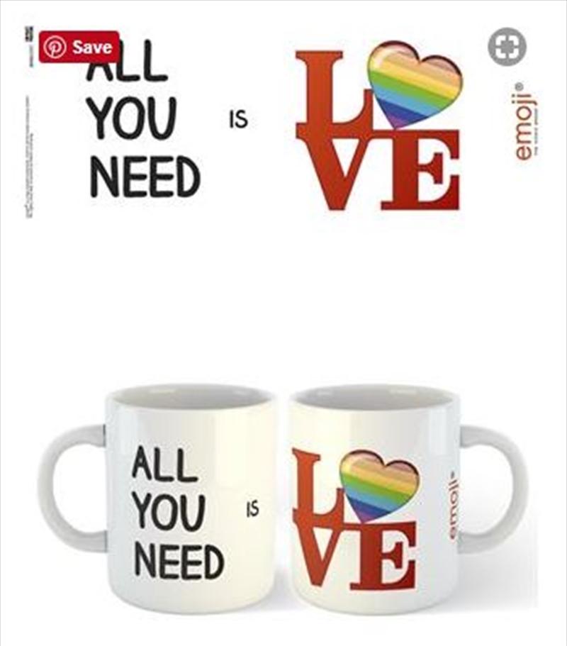 emoji - All You Need Is Love | Merchandise