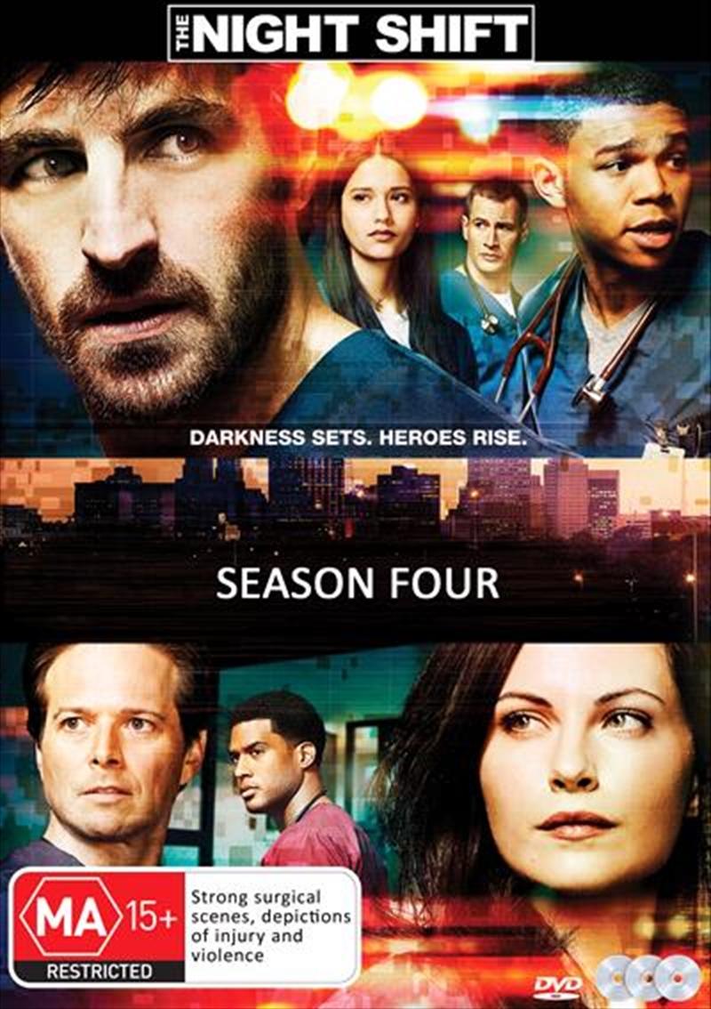 Night Shift - Season 4, The | DVD