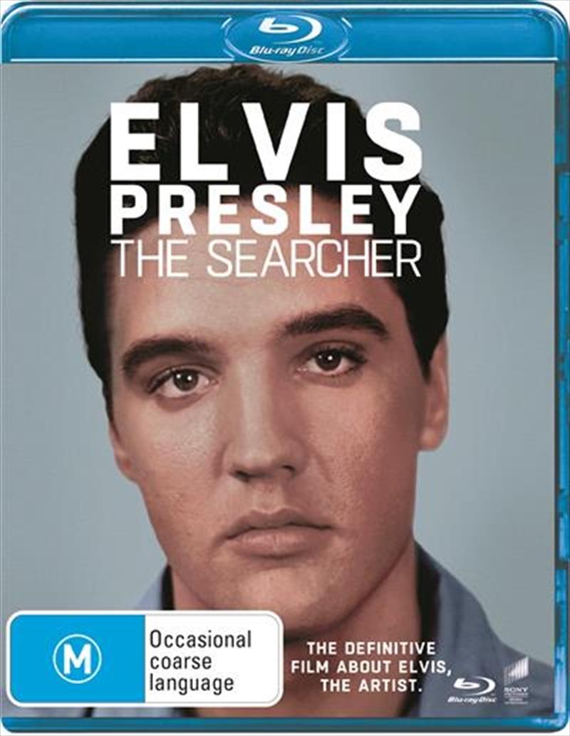 Elvis Presley - The Searcher | Blu-ray