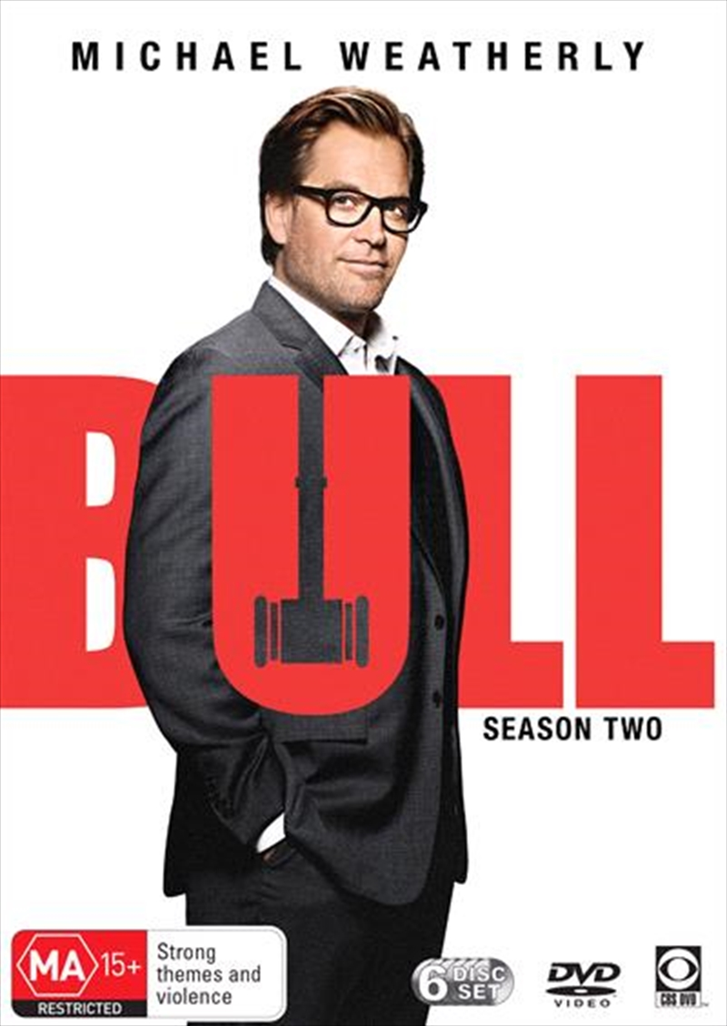 Bull - Season 2 | DVD