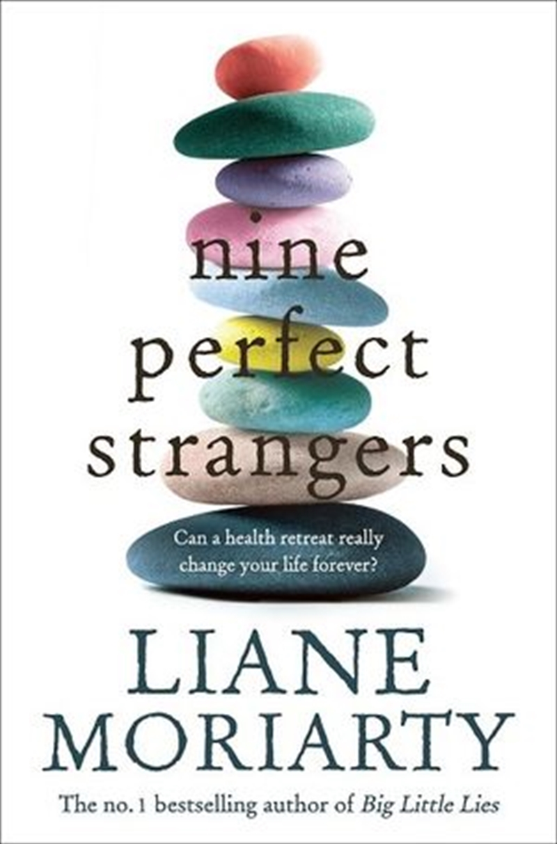 Nine Perfect Strangers | Paperback Book