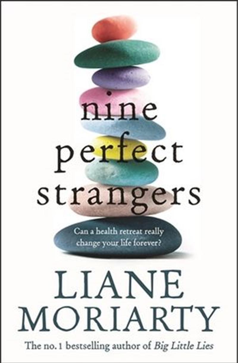 Nine Perfect Strangers | Hardback Book