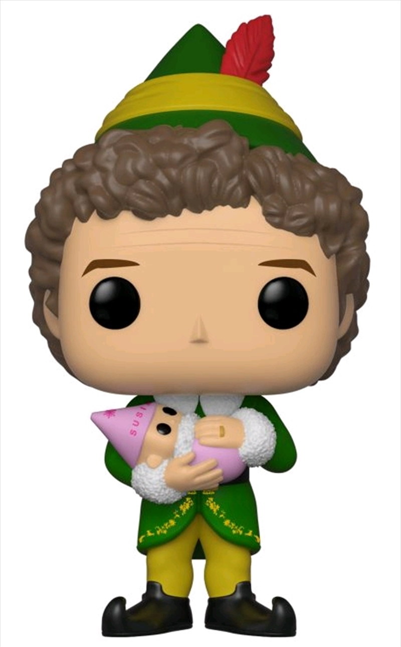Elf - Buddy with Baby US Exclusive Pop! Vinyl [RS] | Pop Vinyl