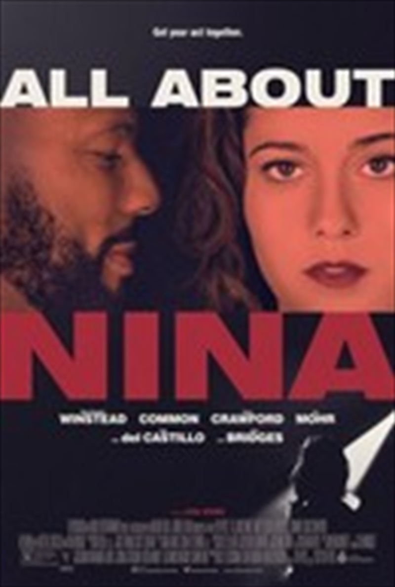 All About Nina | DVD