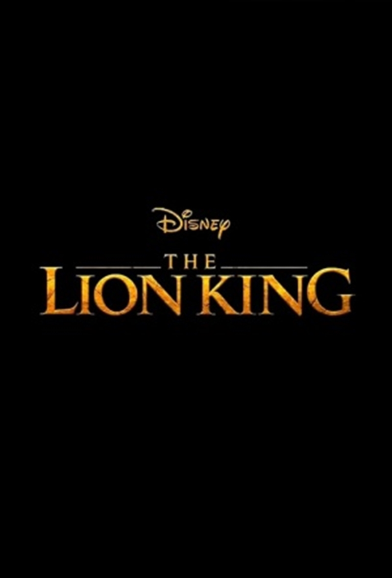 lion king  2019  future release  dvd