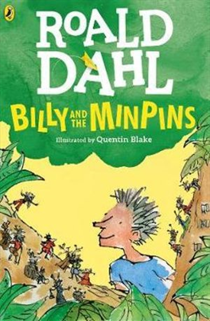 Billy and the Minpins | Paperback Book