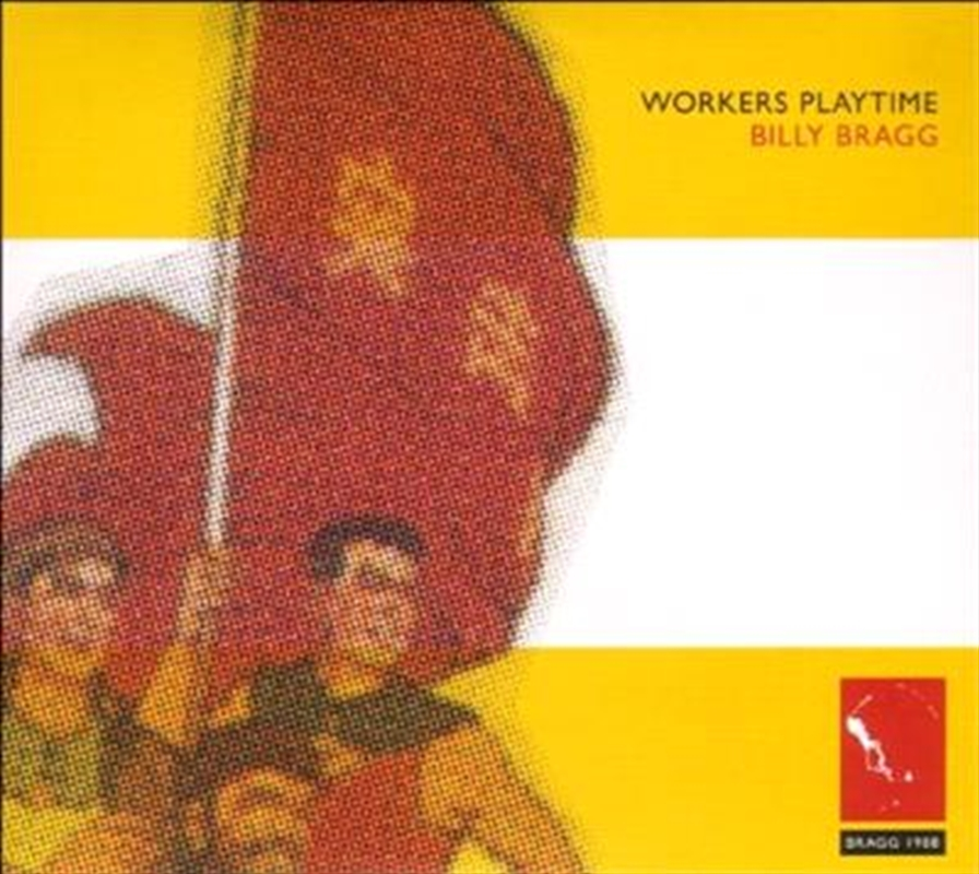 Workers Playtime | CD