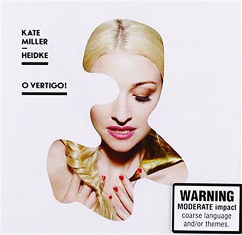 O Vertigo!   CD