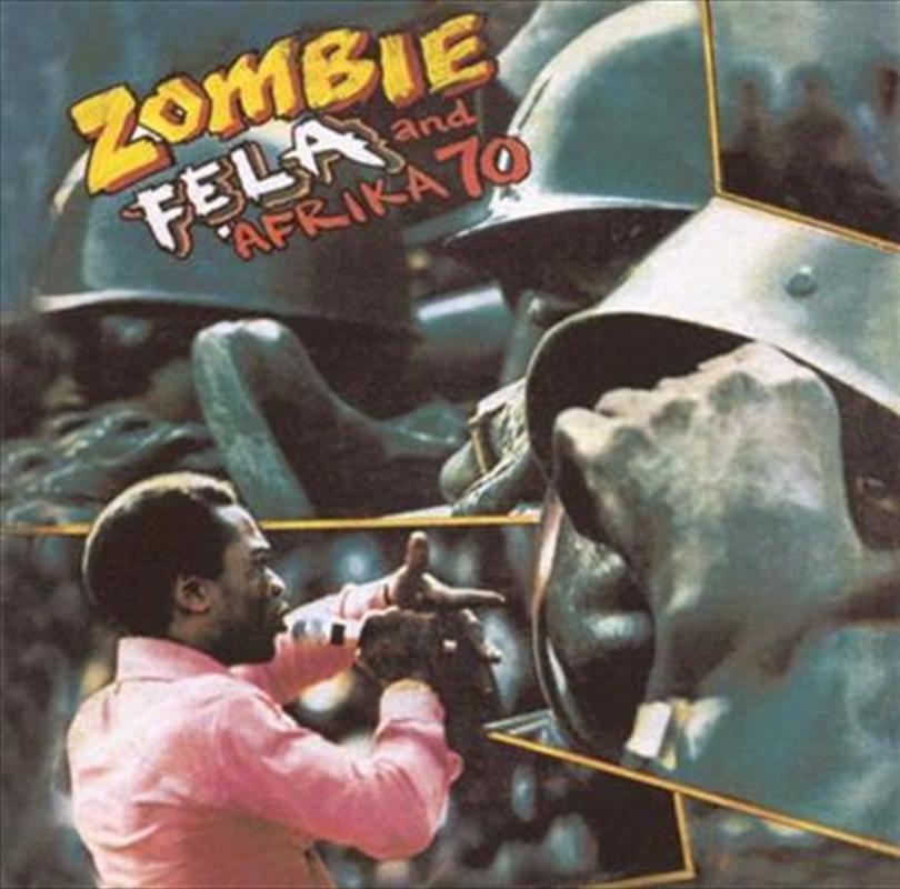 Zombie | CD