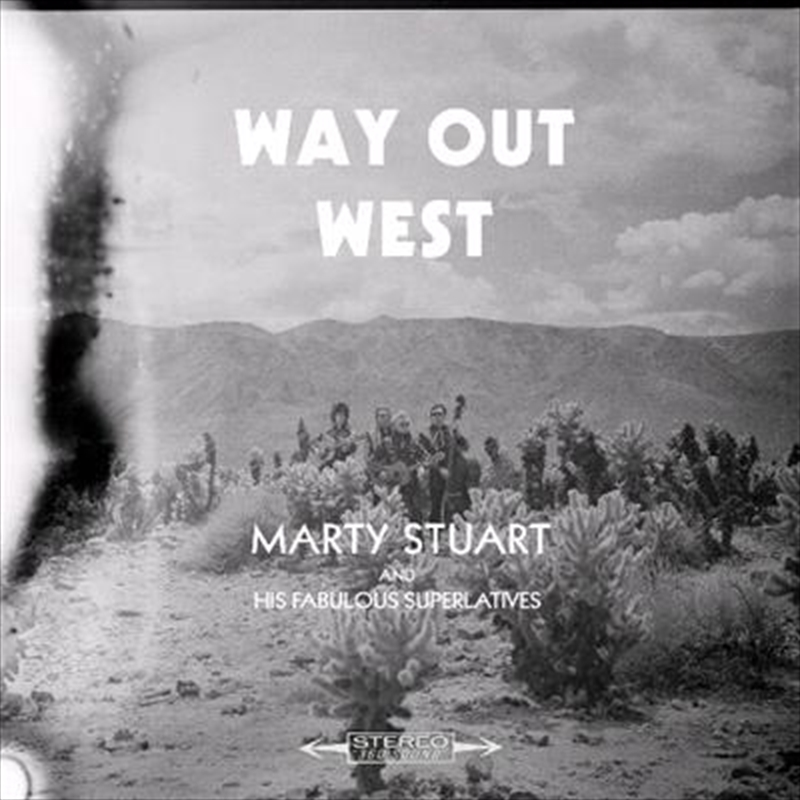 Way Out West | CD