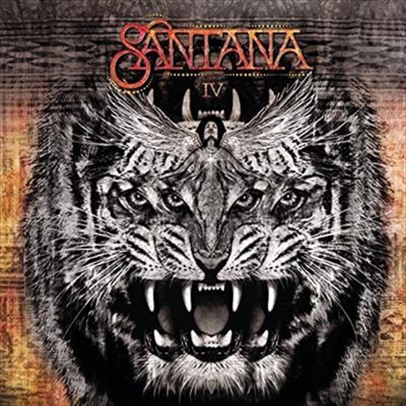 Santana Iv   Vinyl