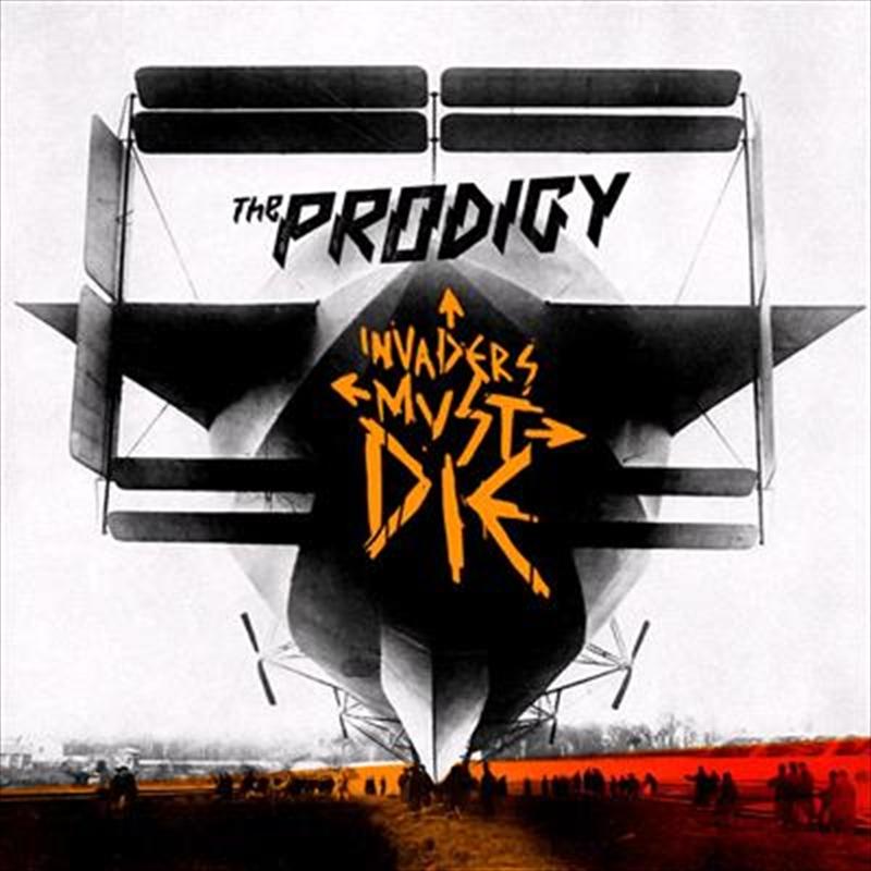 Invaders Must Di | CD