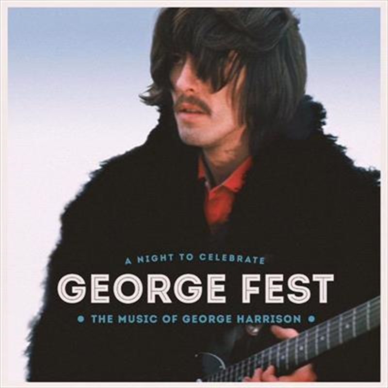 Harrison, George / Tribute - George Fest - 2cd + Dvd | CD