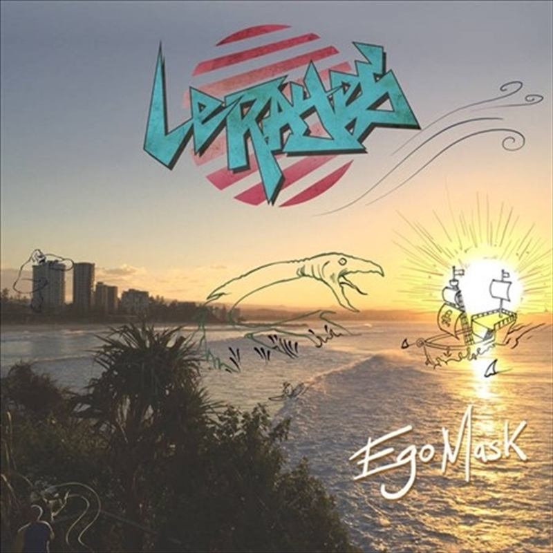 Ego Mask | Vinyl