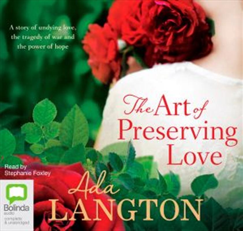 Art Of Preserving Love | Audio Book