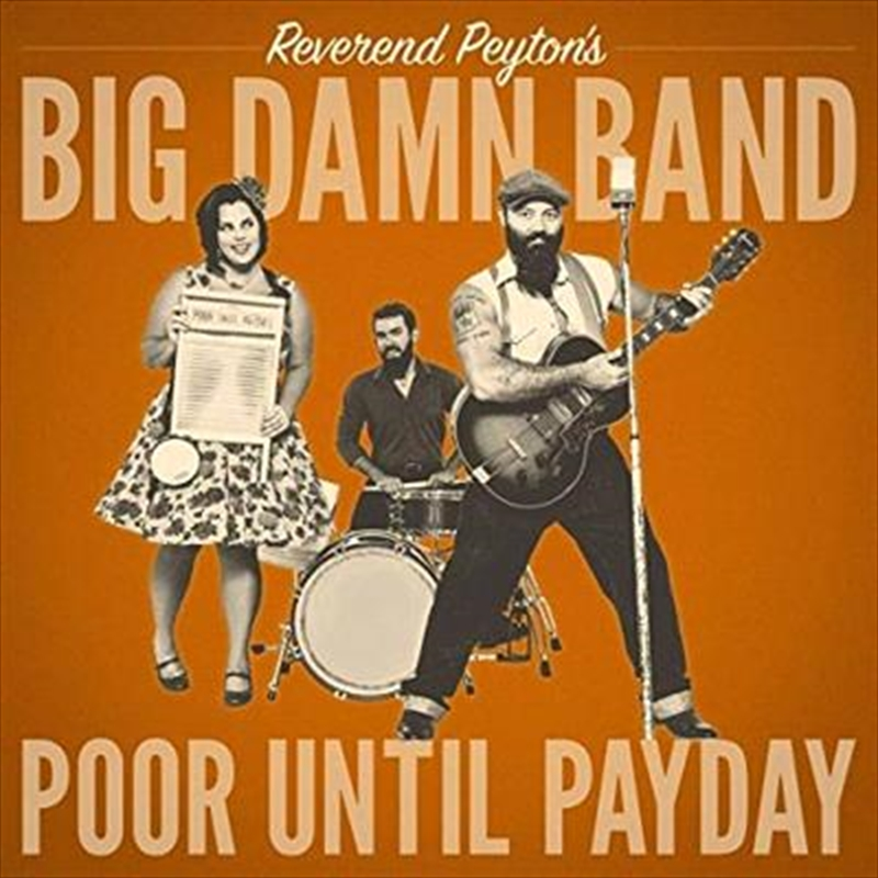 Poor Until Payday | CD