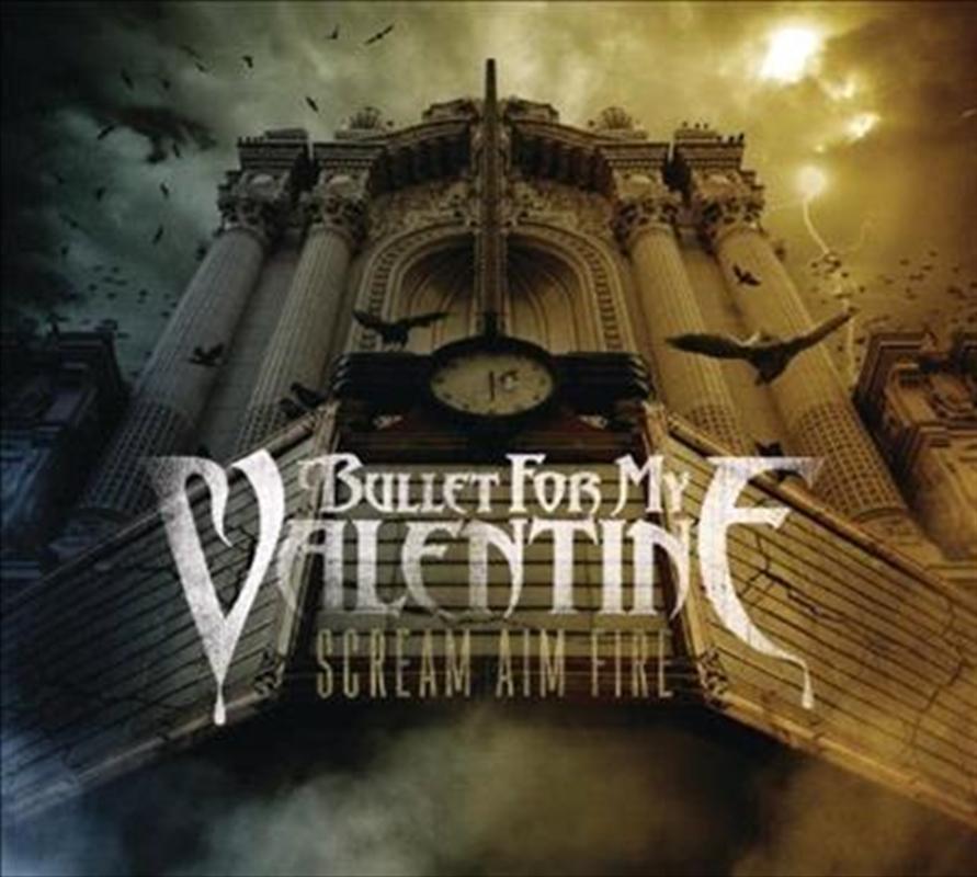 Scream Aim Fire: Gold Series | CD