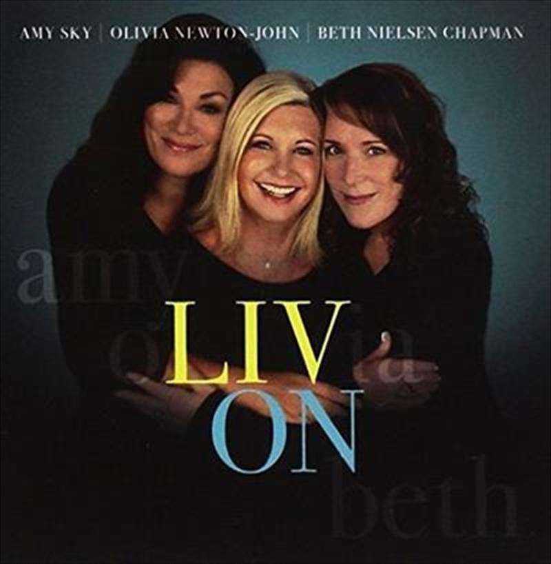 Liv On   CD
