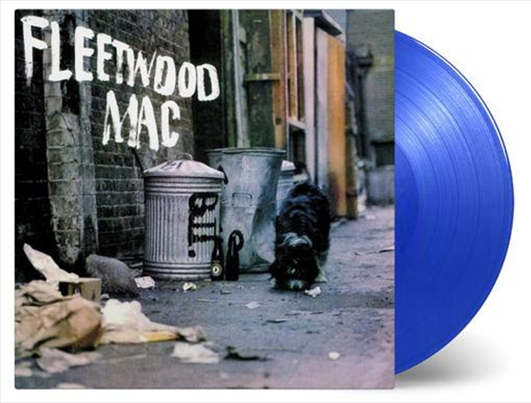 Peter Greens Fleetwood Mac - Limited Edition Blue Coloured Vinyl | Vinyl