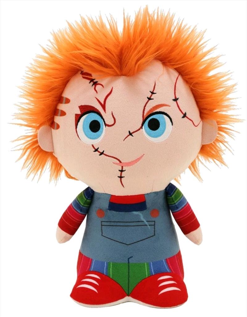 """Child's Play - Chucky US Exclusive 12"""" SuperCute Plush 