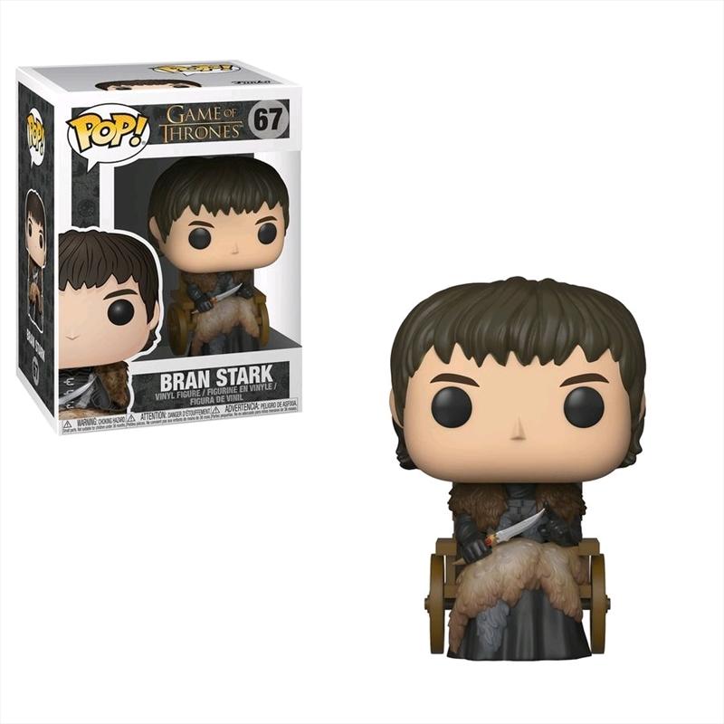 Game of Thrones - Bran Stark Pop! Vinyl | Pop Vinyl