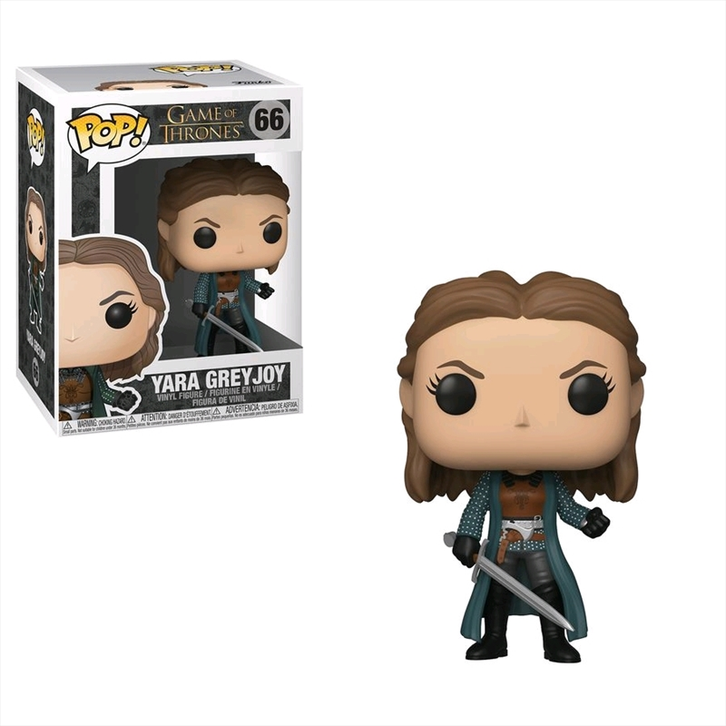 Game of Thrones - Yara Greyjoy Pop! Vinyl | Pop Vinyl