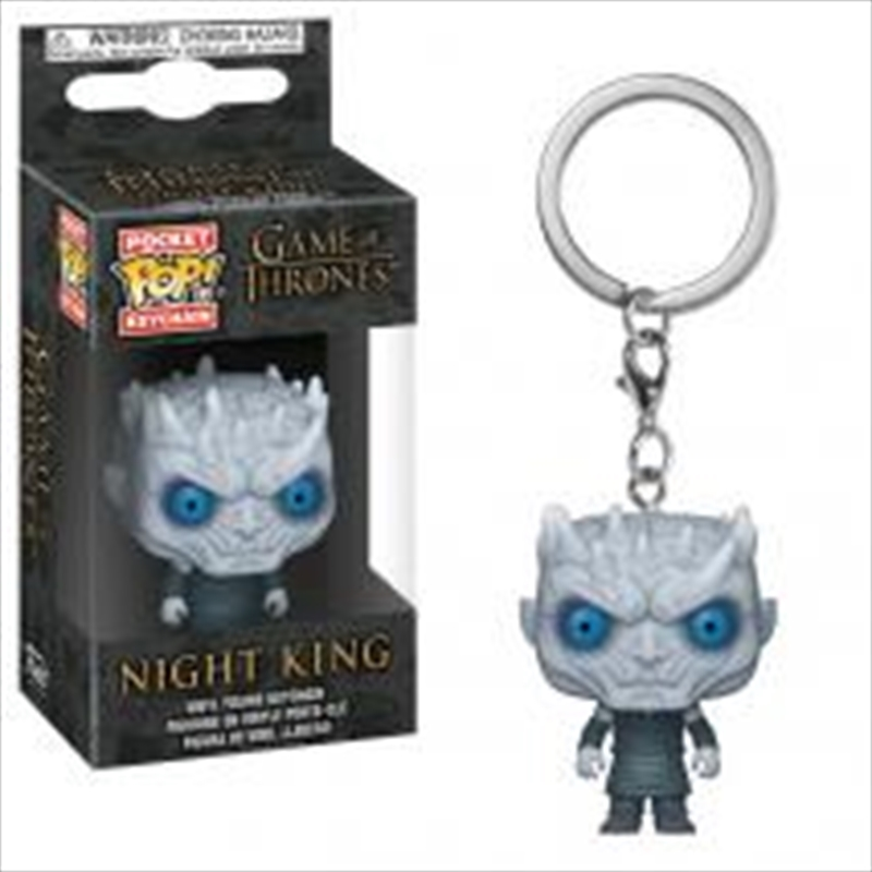 Game of Thrones - Night King Pocket Pop! Keychain | Pop Vinyl