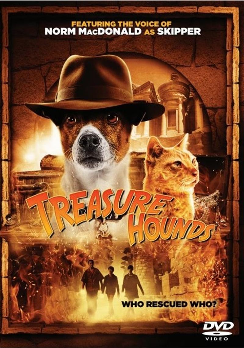 Treasure Hounds | DVD