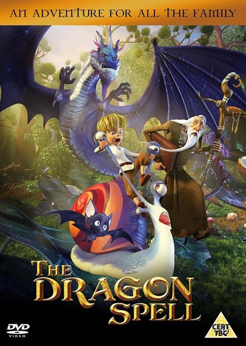 Dragon Spell   DVD