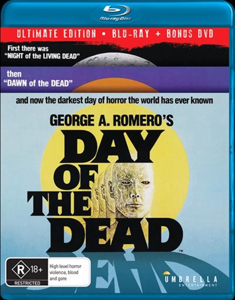 Day Of The Dead - Ultimate Edition | Blu-ray/DVD