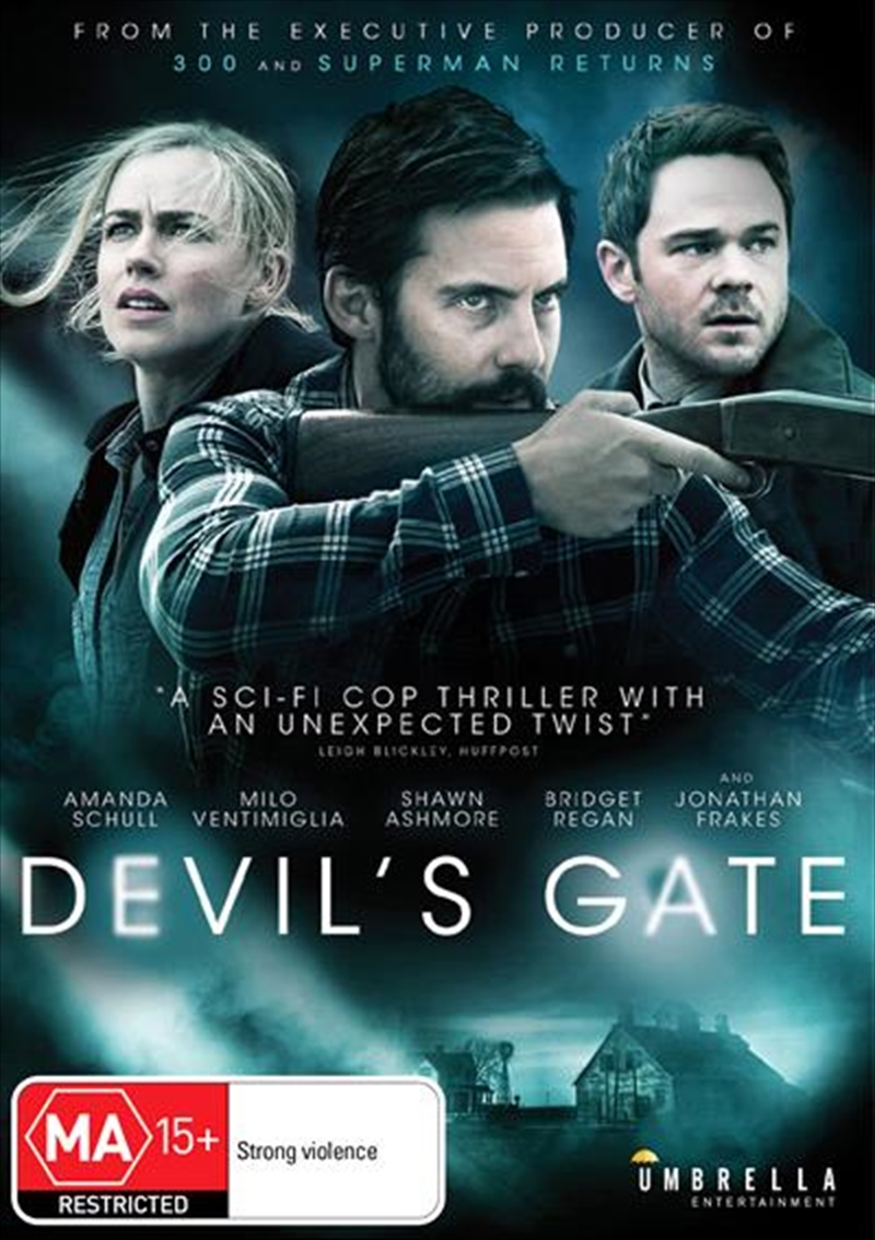 Devil's Gate | DVD
