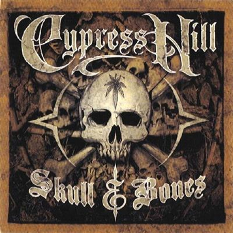 Skull And Bones - Gold Series | CD