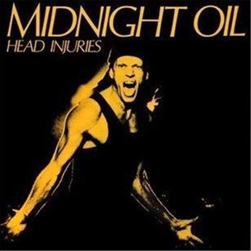 Head Injuries: Gold Series | CD